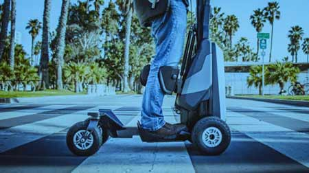 Matia Robotics is a company focused on improving the quality of life for people with walking disabilities.