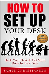 Home Office Setups by the Book(s)!
