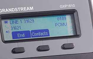 Review of Grandstream GXP1610