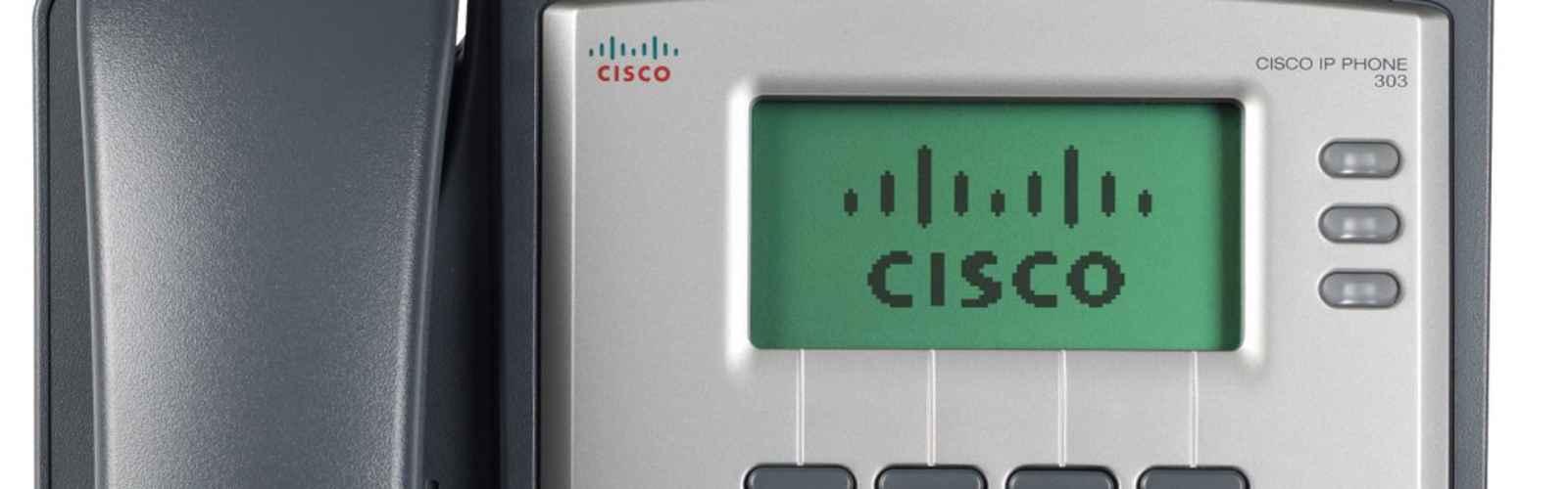 How to Set Up a Cisco SPA303