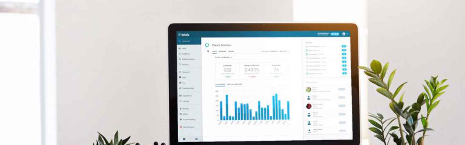 Call + SMS Analytics Now Available on Telzio Dashboard