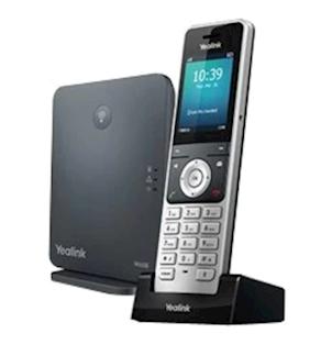 Yealink DECT Phones - Telzio Support