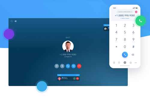 Telzio Cloud PBX - Webphone and Mobile App