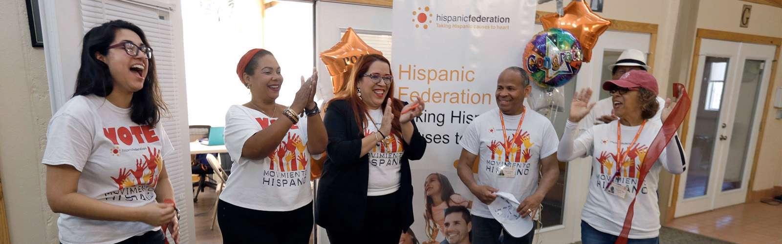 How Hispanic Federation Set up a Phonebank with Telzio
