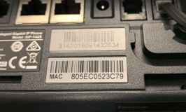 Yealink MAC Address