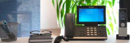 Why the Desk Phone is Alive and Well